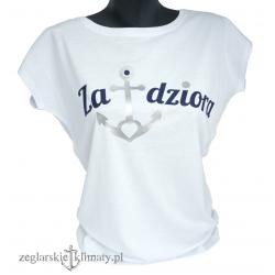 Koszulka damska ZADZIORA