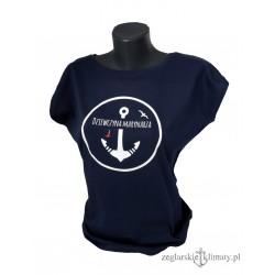 Koszulka Dziewczyna Marynarza (basic)