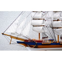 Model żaglowca Simon Bolivar