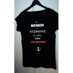 Koszulka damska WYZWANIE
