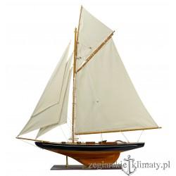 Duży model jachtu COLUMBIA