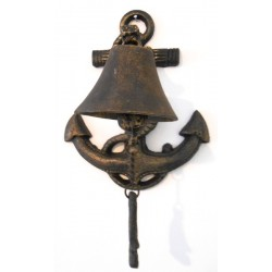 Dzwon żeliwny KOTWICA