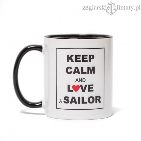 Kubek LOVE a Sailor