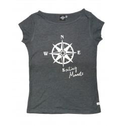 Koszulka damska Róża wiatrów