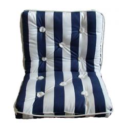 Poduszka KAPOK podwójne siedzisko