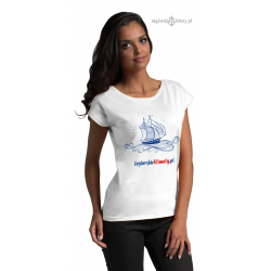Koszulka damska Żeglarskie Klimaty 2017