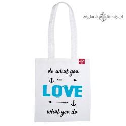 Torba bawełniana Do what you LOVE
