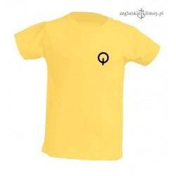 Koszulka dziecięca OPTIMIST kolor