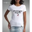 Koszulka premium Dziewczyna Marynarza