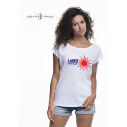 Koszulka damska LASER