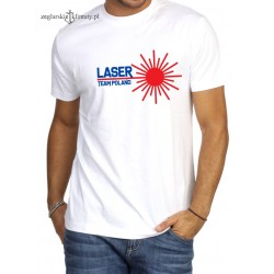 Koszulka męska LASER