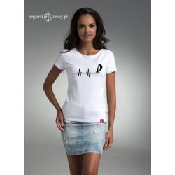 Koszulka damska premium EKG