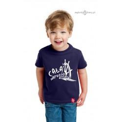 Koszulka dziecięca Cała naprzód! 1-14 lat