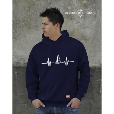 Bluza premium granatowa EKG