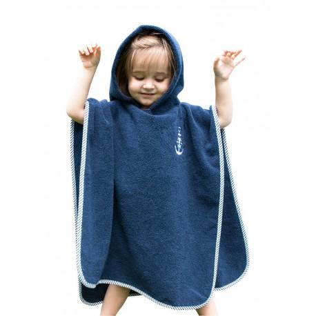 Poncho - ręcznik z kapturem (dzieci do 5/6 lat)