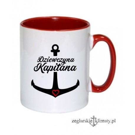 Kubek Dziewczyna Kapitana :-)