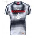 Koszulka w marynarskie paski Pan KAPITAN