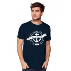 Koszulka męska granatowa ML Marine