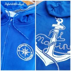 Komplet bluz Sailing Team ML Marine - dla pary :-)