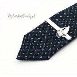 Spinka do krawata - kotwiczka