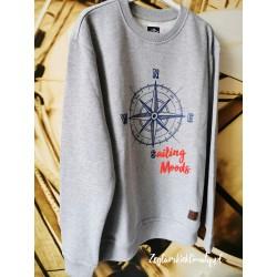 Bluza męska prosta Sailing Moods