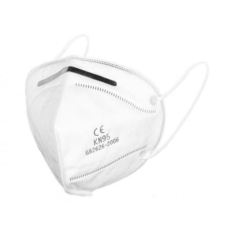 Maska ochronna KN95 - 4 warstwy (odpowiednik FFP2)